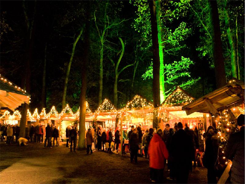 Weihnachtsmarkt Heute Nrw.Velener Waldweihnachtsmarkt