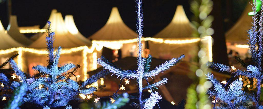 Velener Waldweihnachtsmarkt auf dem LLandgut Krumme