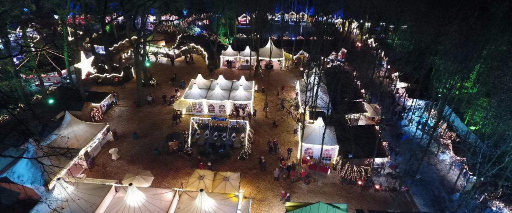 Velener Waldweihnachtsmarkt auf dem Landgut Krumme